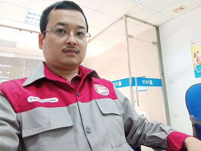 Ông Tạ Quang Thái, CEO của App đặt dịch vụ Rada.