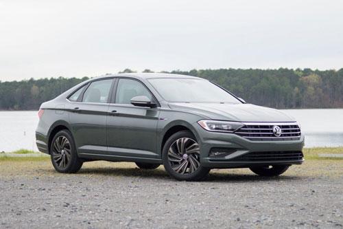10. Volkswagen Jetta 2020.