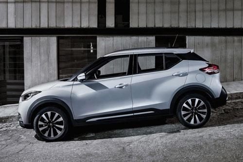6. Nissan Kicks 2020.