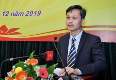 ông Nguyễn Trọng Du, Phó Chánh Thanh tra Cơ quan Thanh tra giám sát ngân hàng.