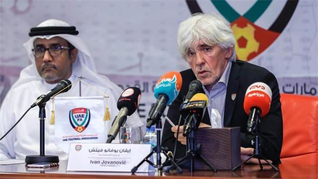 Không vượt qua tuyển Việt Nam, huấn luyện viên UAE sẽ mất việc - 1