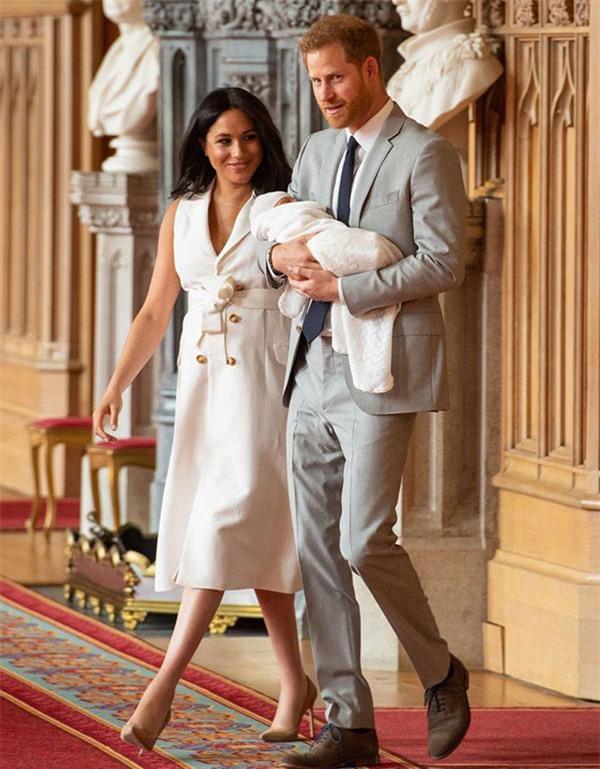 """Là nhân vật bị ghét nhất nhì Hoàng gia Anh, Công nương Meghan Markle quyết định nuôi con theo cách """"một mình một lối"""" như này - Ảnh 6."""