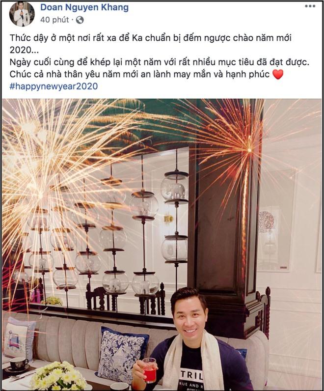 Mai Phương Thúy, Võ Hoàng Yến cũng dàn sao Vbiz đồng loạt khoe kỷ niệm trong ngày cuối cùng của thập kỷ, háo hức chờ đón năm mới 2020 - Ảnh 6.
