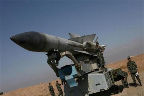 May bay Israel bi ban ha, 'tac gia' la S-300 Syria?