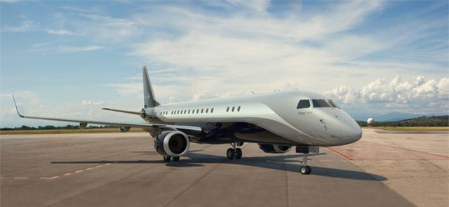 Nội thất sang chảnh bên trong các máy bay tư nhân đắt đỏ nhất thế giới - 12
