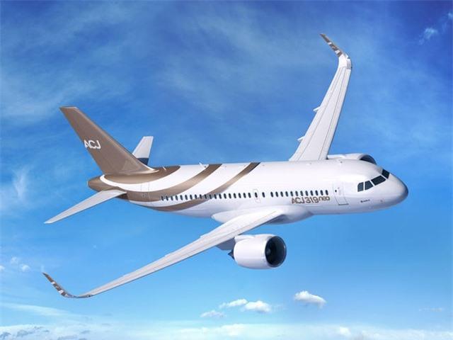 Nội thất sang chảnh bên trong các máy bay tư nhân đắt đỏ nhất thế giới - 14