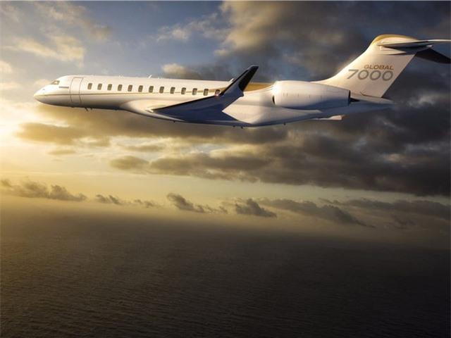 Nội thất sang chảnh bên trong các máy bay tư nhân đắt đỏ nhất thế giới - 8