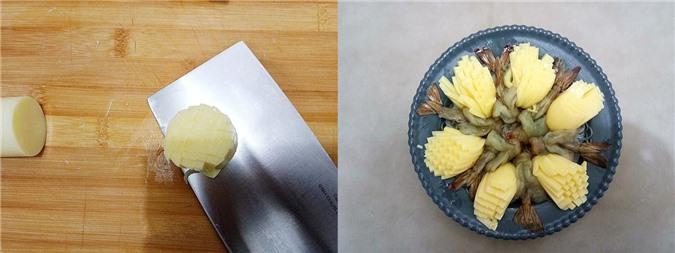 Tiệc đầu năm mà có món tôm hấp này đảm bảo cả nhà ngạc nhiên với tài nấu nướng của bạn - Ảnh 3.