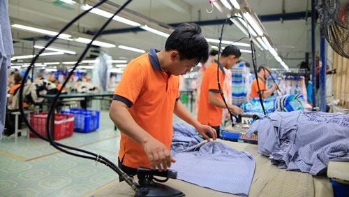 Đóng góp lớn vào tốc độ tăng trưởng kinh tế hằng năm là nhóm lao động tăng thêm.