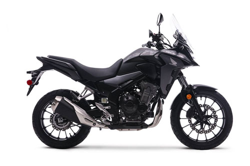 1. Honda CB500X 2020.