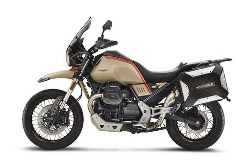 10. Moto Guzzi V85 TT 2020.