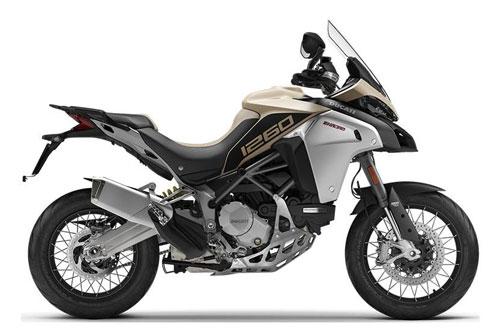 8. Ducati Multistrada 1260 Enduro 2020.