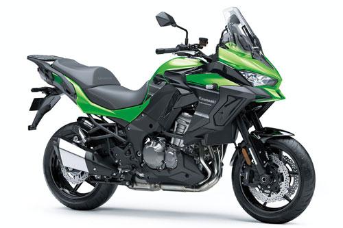 9. Kawasaki Versys 1000 2020.