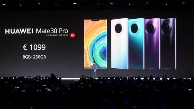 Năm 2020 của Huawei: Sống sót là ưu tiên hàng đầu - Ảnh 1.
