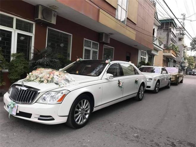 Xôn xao đám cưới bạc tỷ của con nhà đại gia ở Quảng Ninh: Đón dâu bằng xế hộp Maybach, thực đơn toàn sơn hào hải vị - Ảnh 3.