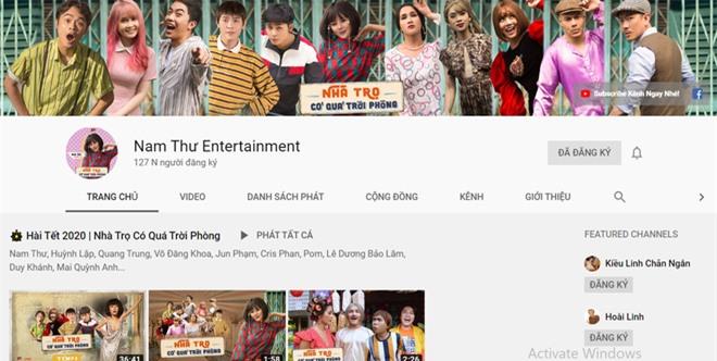 Đạt gần 3 triệu view, web drama mới của Nam Thư leo thẳng lên top 5 thịnh hành Youtube  - Ảnh 3.