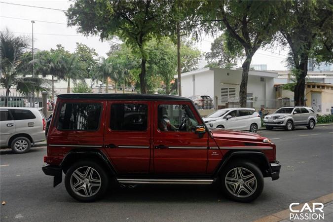 Mercedes-AMG G63 Crazy Color Edition doc nhat Viet Nam-Hinh-2