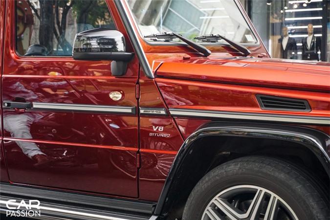Mercedes-AMG G63 Crazy Color Edition doc nhat Viet Nam-Hinh-4