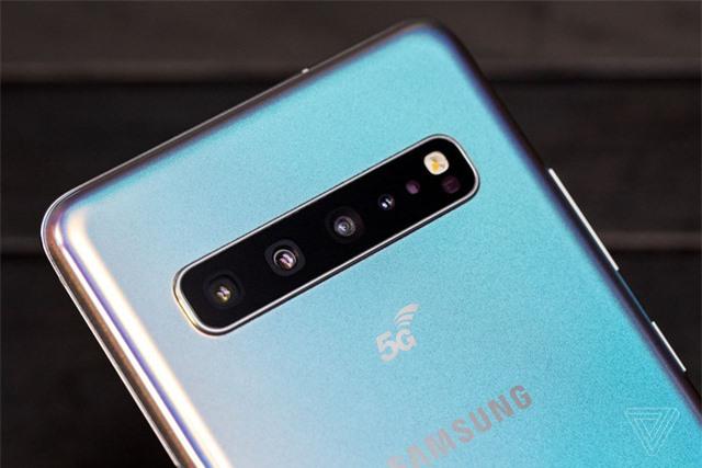 Samsung thống trị thị trường smartphone 5G - Ảnh 1.