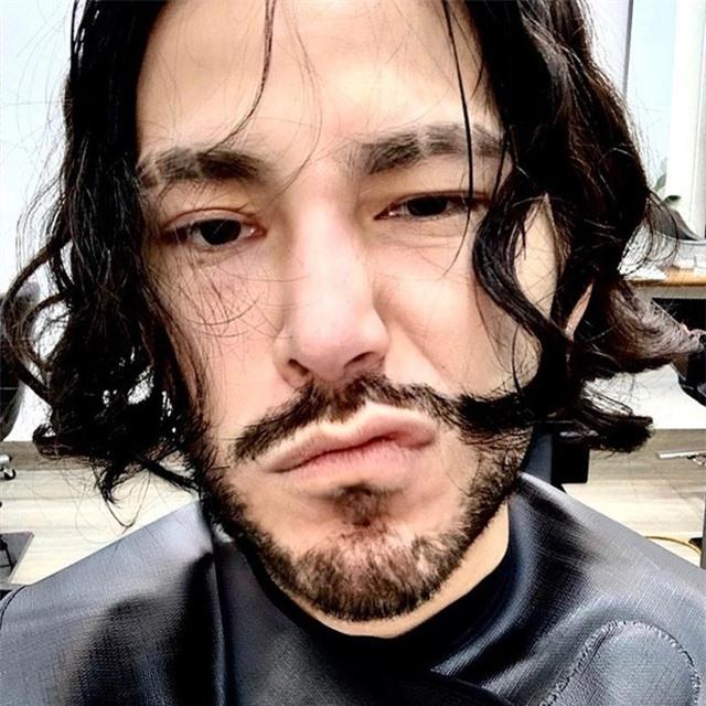 Sau chia tay, Châu Bùi không hối tiếc, Decao gây sốc với ảnh râu tóc xồm xoàm - 5