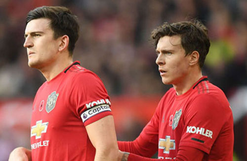 Maguire và Lindelof thi đấu không tốt trong thời gian qua.