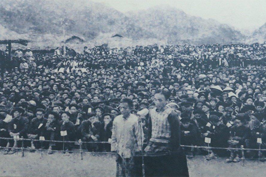 Xử loạn phỉ ở Hà Giang.