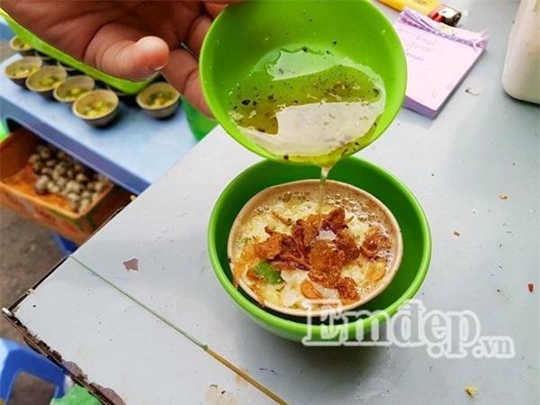 Đặc sản chén trứng nướng Phan Rang gây sốt ở Sài Gòn