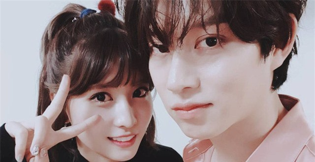 Momo lần đầu xuất hiện sau tin tức hẹn hò: Xinh xắn thế này, sao Heechul không mê cho được - Ảnh 7.