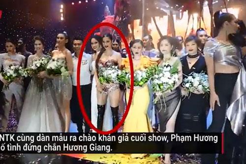 """Hoa hậu Phạm Hương và những lần """"mất điểm"""" trầm trọng"""