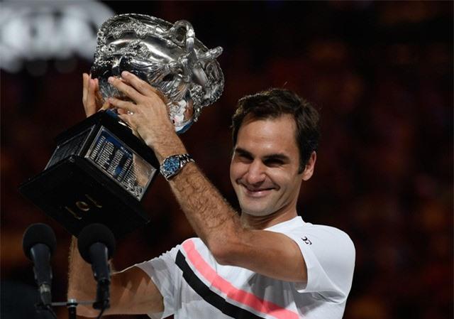 Roger Federer lập kỷ lục 19 năm trong Top 30 thế giới - Ảnh 2.