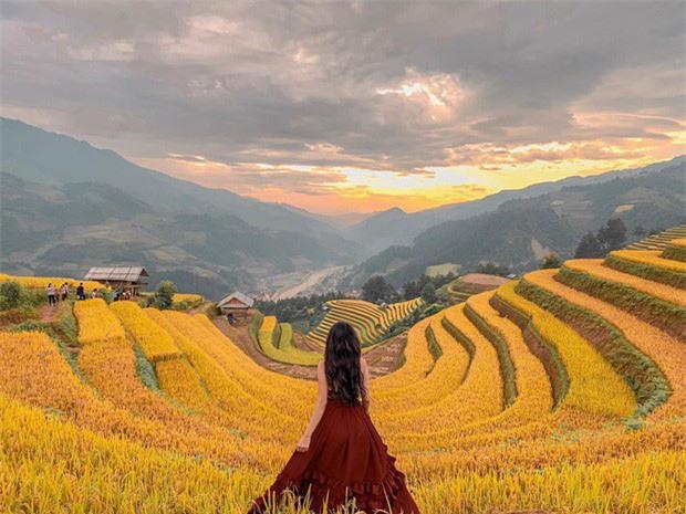 HOT: Ruộng bậc thang Mù Cang Chải vừa được công nhận Di tích Quốc gia đặc biệt, dự sẽ ngày càng hot trên bản đồ du lịch Việt - Ảnh 1.