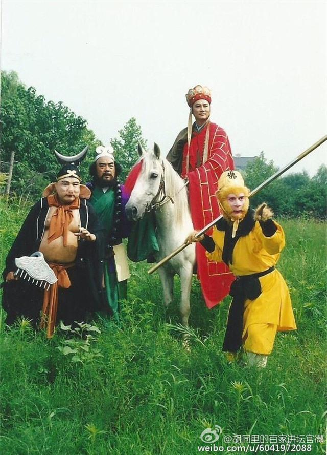Sa Tăng kể nỗi khổ khi đóng Tây Du Ký và tình bạn sâu nặng với Tôn Ngộ Không, Trư Bát Giới - Ảnh 2.