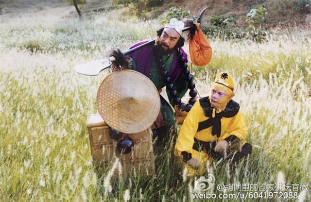 Sa Tăng kể nỗi khổ khi đóng Tây Du Ký và tình bạn sâu nặng với Tôn Ngộ Không, Trư Bát Giới - Ảnh 5.