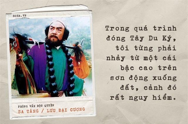 Sa Tăng kể nỗi khổ khi đóng Tây Du Ký và tình bạn sâu nặng với Tôn Ngộ Không, Trư Bát Giới - Ảnh 6.