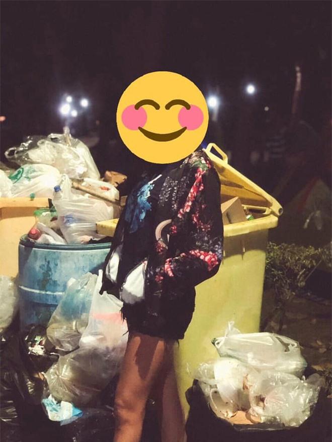 Trend chụp ảnh... cùng rác của Lisa (BLACKPINK) khiến netizens quốc tế xôn xao, đến khi fan Thái lên tiếng giải thích thì mới vỡ lẽ - Ảnh 10.