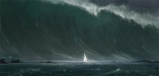Chỉ kéo dài vài phút nhưng đây có thể chính là thủ phạm nuốt chửng tàu thuyền ở Bermuda - Ảnh 1.
