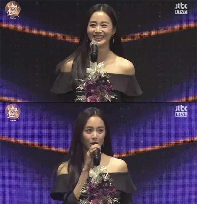 Kim Tae Hee bất ngờ thổ lộ BTS và Super Junior chính là nguồn động viên lớn nhất cho sự trở lại của cô - Ảnh 2.