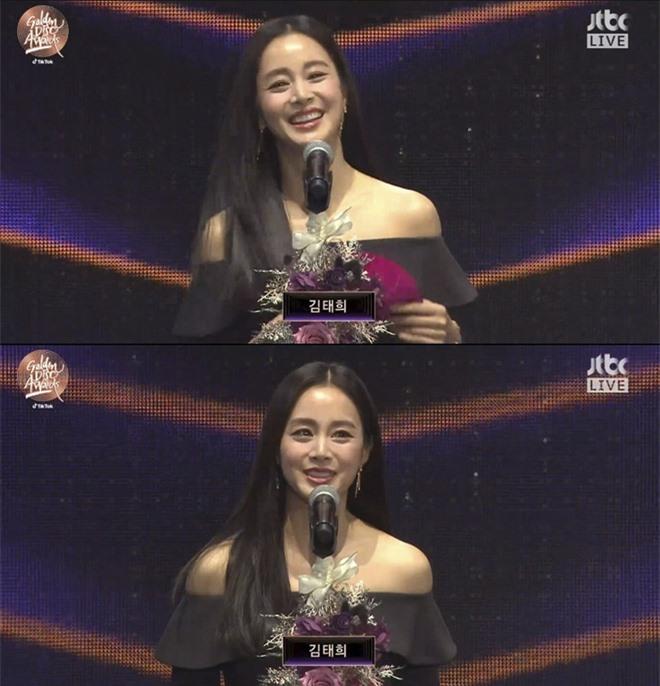 Kim Tae Hee bất ngờ thổ lộ BTS và Super Junior chính là nguồn động viên lớn nhất cho sự trở lại của cô - Ảnh 3.