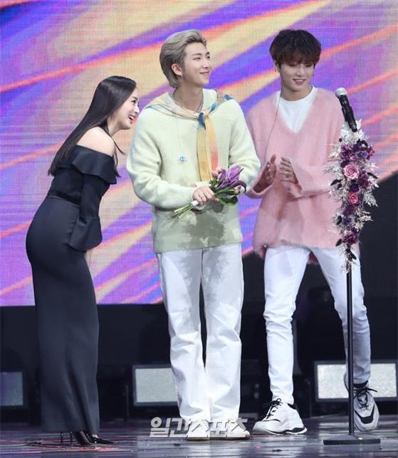 Kim Tae Hee bất ngờ thổ lộ BTS và Super Junior chính là nguồn động viên lớn nhất cho sự trở lại của cô - Ảnh 5.