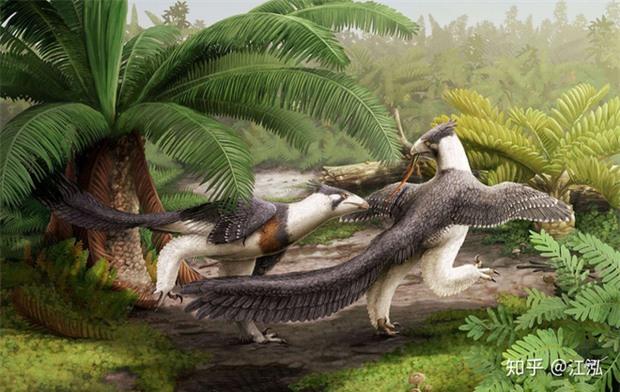 Loài khủng long có lông lâu đời số 1 được tìm thấy ở Bắc Mỹ, sống cách đây 150 triệu năm - Ảnh 1.