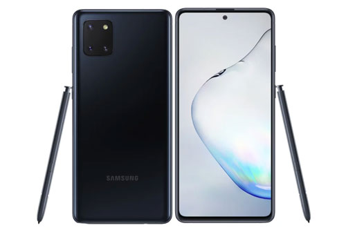 Về tùy chọn màu sắc, Samsung Galaxy Note 10 Lite có 3 màu Aura Glow, Aura Black và Aura Red. Máy có giá khởi điểm 599 euro (tương đương 15,50 triệu đồng) tại châu Âu, bán ra vào cuối quý I này.