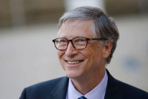 Tỷ phú Bill Gates. (Ảnh: AP)