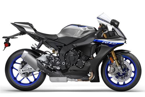 10. Yamaha YZF-R1M (vận tốc tối đa: 299 km/h).