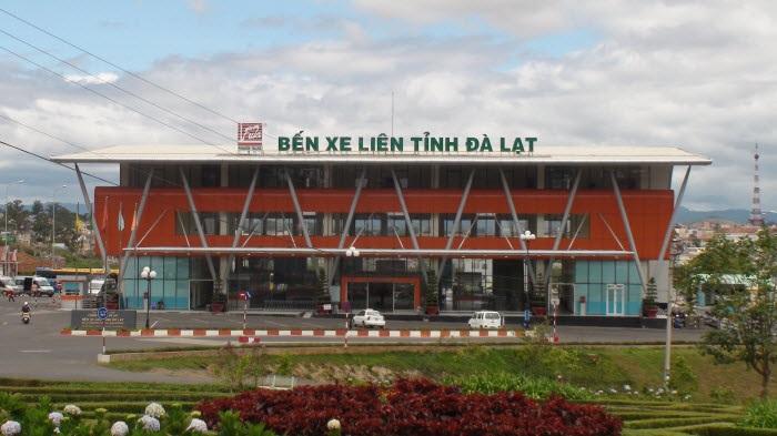Bến xe liên tỉnh Đà Lạt - Lâm Đồng (Ảnh minh họa)