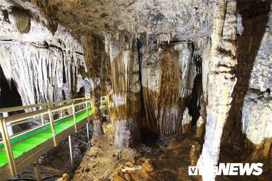 Bí ẩn vẻ đẹp kỳ ảo của hang động đẹp số 1 miền Bắc - Ảnh 11.