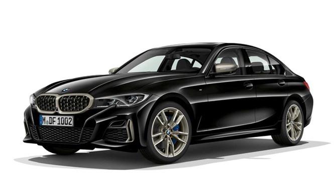 BMW M340i.