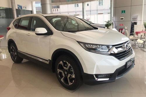 Honda CR-V. Ảnh: Honda Ôtô Tân Loan Buôn Ma Thuột.
