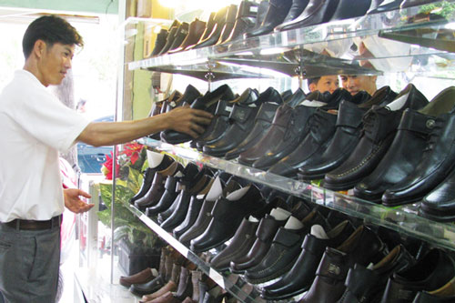 Ngành da giày dự kiến tăng trưởng 10% trong năm 2020
