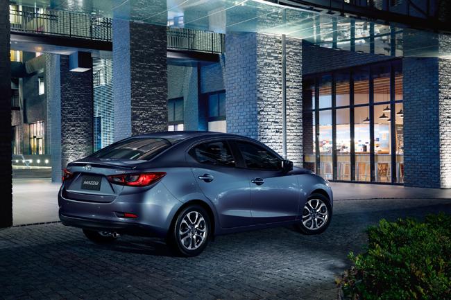 Mazda 2 tiêu hao nhiên liệu rất thấp