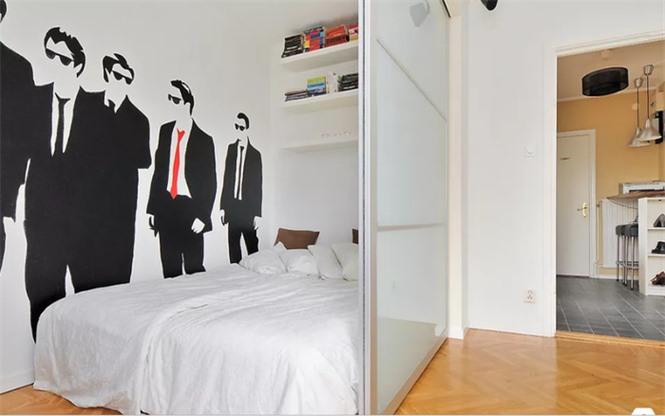 Những kiểu tường ngăn phí thấp, giúp nhà đẹp ấn tượng - ảnh 2